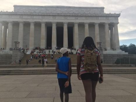 DC#9 Lincoln Steps