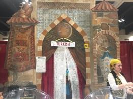 Turkish Food Booth